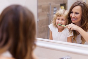 Children's dentist in Oklahoma City talks about your child's first dental visit.