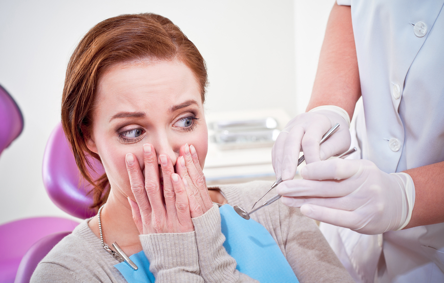 sedation dentistry in Oklahoma City